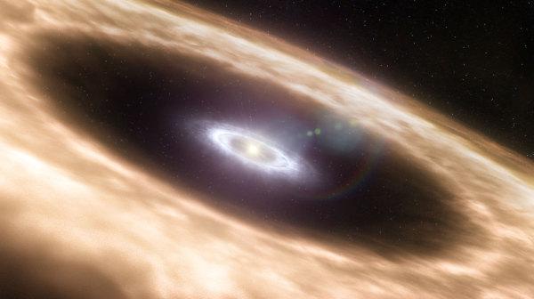 Протопланетен диск