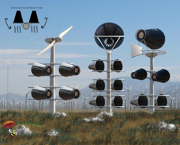 turbine-farm