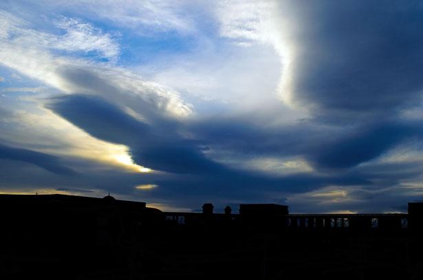 Blue Sky by George Hodan