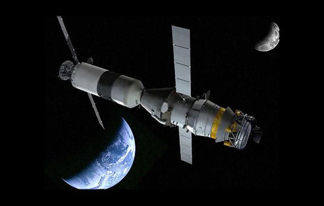 Така ще изглежда новият космически кораб. © Анатолий Зак