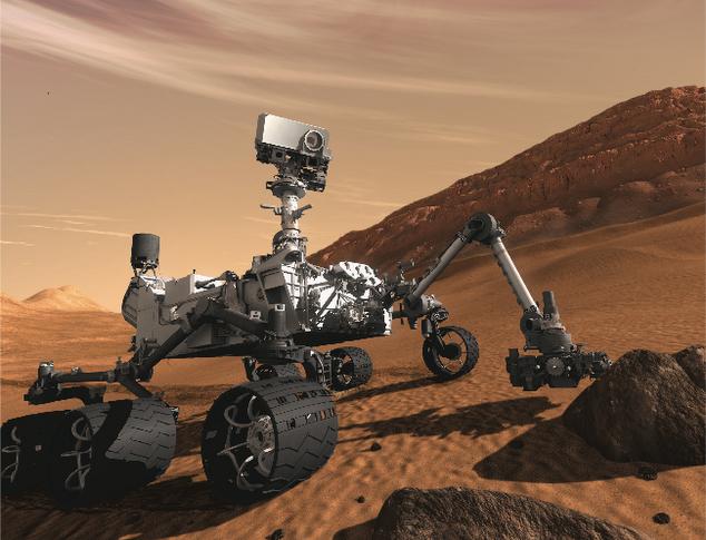 © NASA / JPL Caltech