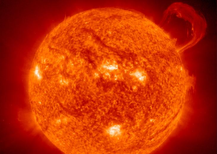 © NASA/European Space Agency