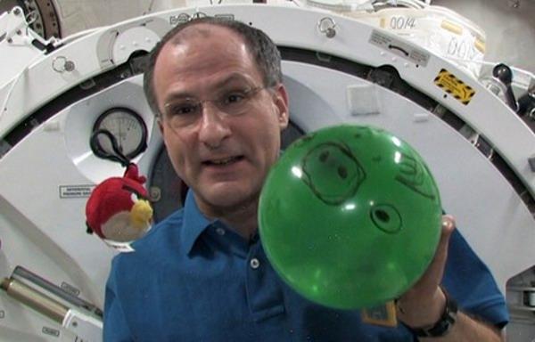 Важни научни експерименти в условията на безтегловност може да се провеждат и на МКС, но излиза доста скъпо. На снимката – Дон Петит, бордов инженер от 30-ата експедиция.© NASA