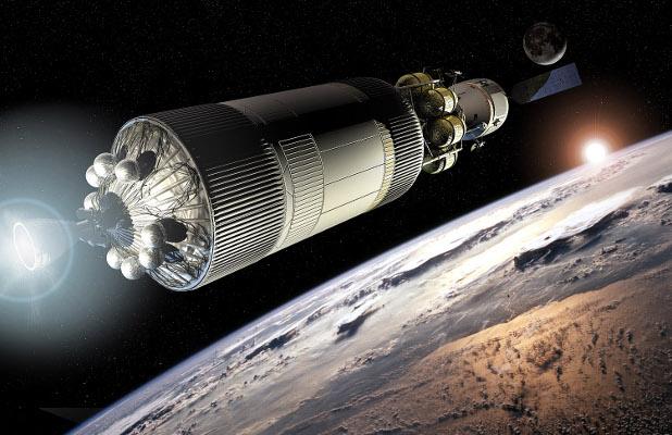 © NASA/John Frassanito and Associates