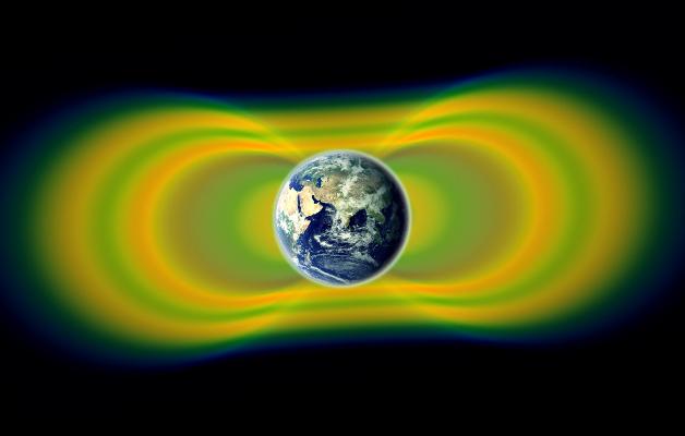 © NASA/Van Allen Probes/Goddard Space Flight Center