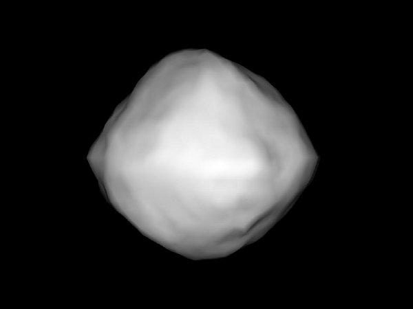 Потенциалният убиец на Земята – астероидът 1999 RQ36.© NASA/NSF/Cornell/Nolan