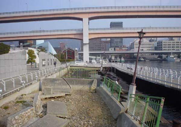 Земетресението в Кобе. © Wikimedia Commons