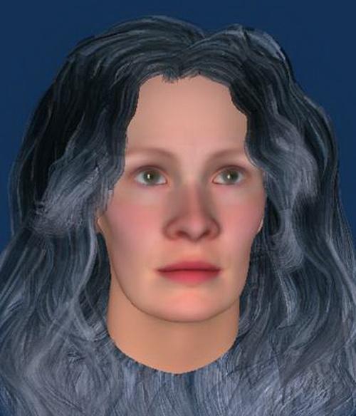 """Един от компютърните аватари, използвани при разработката на метода """"Аватаротерапия"""".© Julian Leff / UCL"""