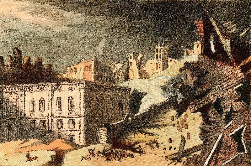 Резултат с изображение за Лисабонското земетресение