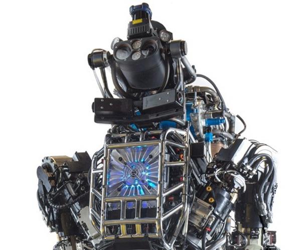 Роботът спасител Atlas © DARPA/Boston Dynamics