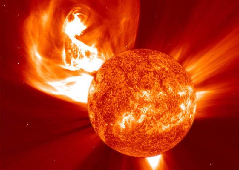 © SOHO (ESA & NASA)