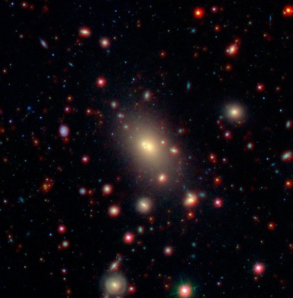 © NASА/JPL-Caltech/SDSS/NOAO