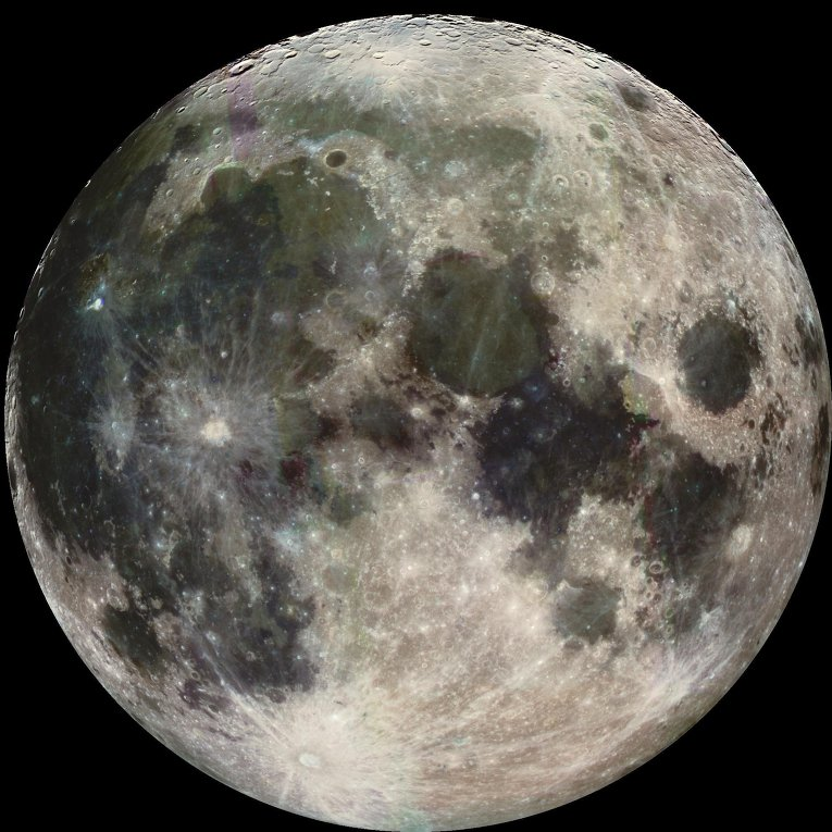 © NASA/JPL/USGS
