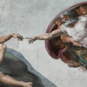 Микеланджело Буонароти, Сътворението на Адам