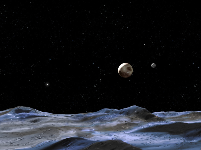 © NASA, ESA and G. Bacon (STScI)