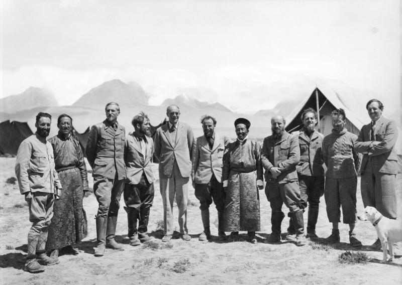 Германската експедиция в Тибет, 1938-39 г.© German Federal Archives