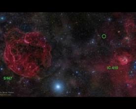 Астрономи търсят обяснение на тайнствени импулси