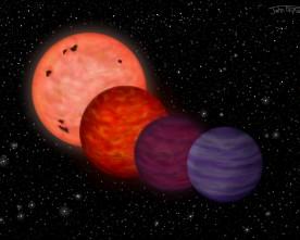 Когато звездите гаснат и се превръщат в планети