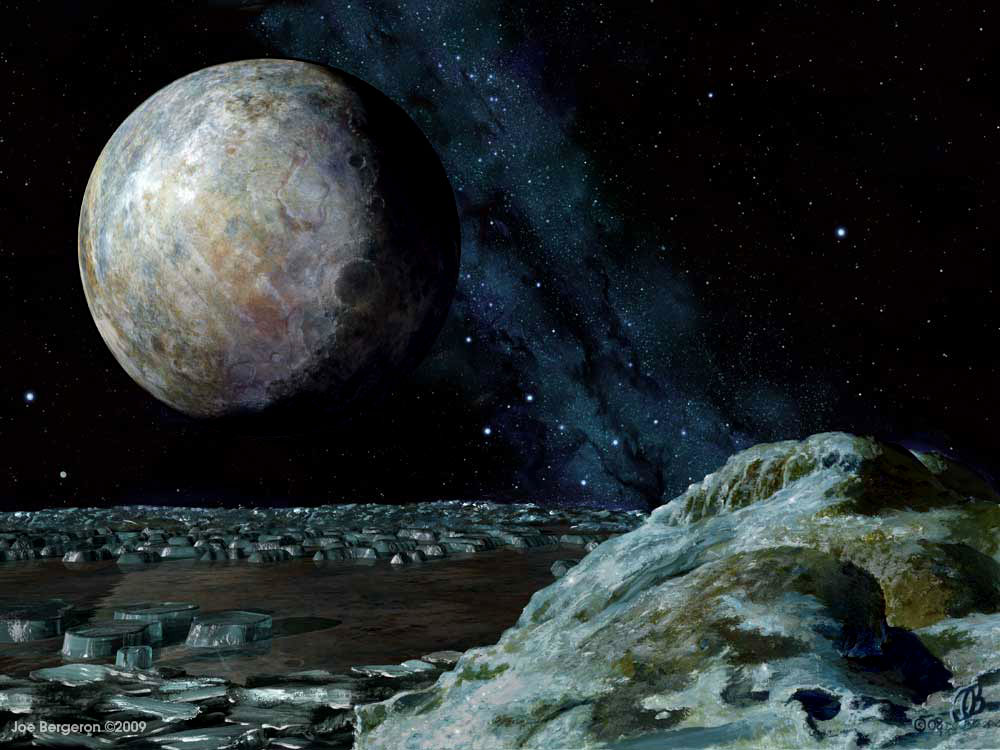 © International Space Art Network