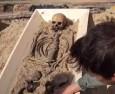 Кого са полагали в гробовете на вампирите?
