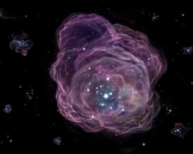 Почти връстничка на Вселената