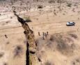 Огромна пукнатина зейна в Мексико