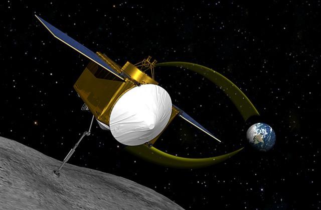 © University of Arizona / Goddard Space Flight Center / NASA