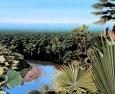 Метеоритът, унищожил динозаврите, променил горите