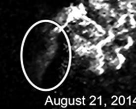 """Тайнствен """"вълшебен остров"""" отново изплува на Титан"""