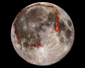 """Разгадаха тайната на """"Човека на Луната"""", но не съвсем"""