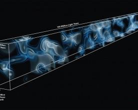 Как изглежда скритата Вселена?