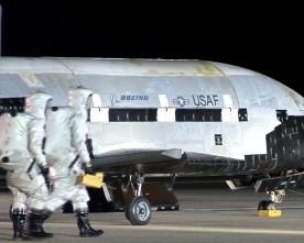 Пет теории за секретната мисия на X-37B