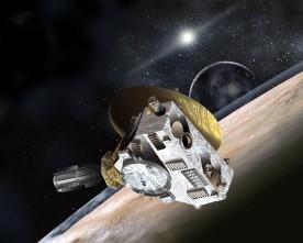 """""""Нови хоризонти"""" се буди за срещата с Плутон"""