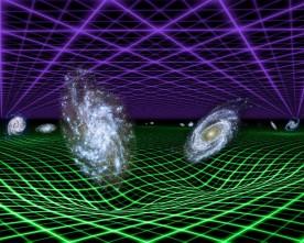 Гравитацията спасила Вселената от гибел при нейното раждане