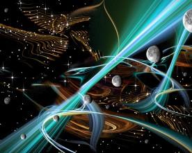 Великата симфония на Вселената