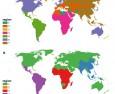 Учените разделиха континентите по болести