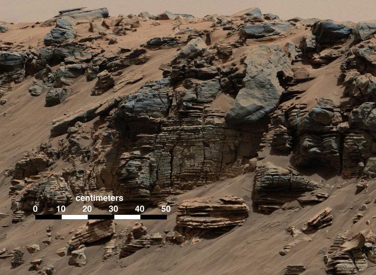 © NASA. JPL-Caltech/MSSS