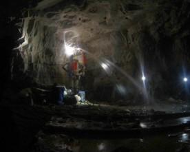 Водород в древна вода разкрива обилието от живот на Земята