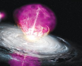 Астрономите изследват мехурите на Млечния път