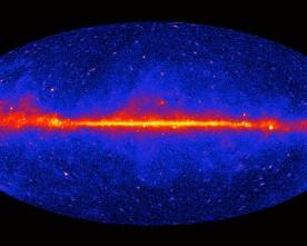 Загадката на гама-лъчението на Вселената