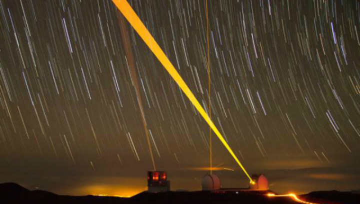 © Andrew Cooper/Keck Observatory