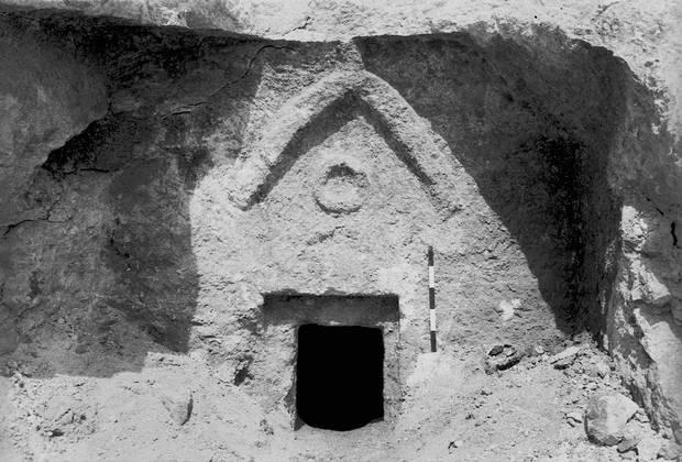 Загубеният гроб на Исус