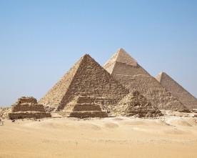 Времето се страхува от пирамидите