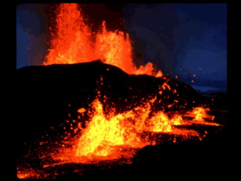 © Gudmundur E. Sigvaldason, Nordic Volcanological Institute, Reykjavik, Iceland