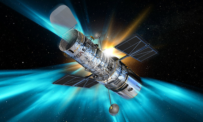 © ESA/Hubble