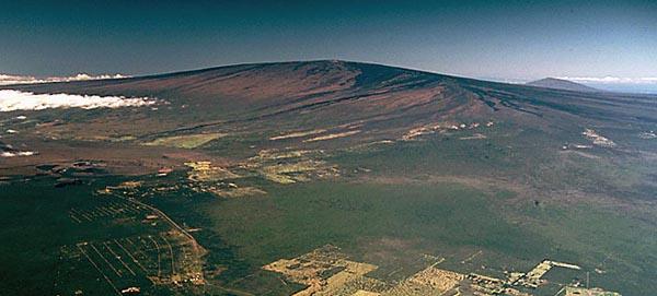 Мауна Лоа, вулкан