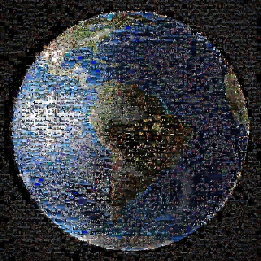 Земята, Земя от снимки
