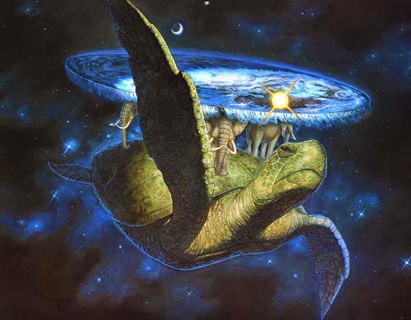 плоска Вселена