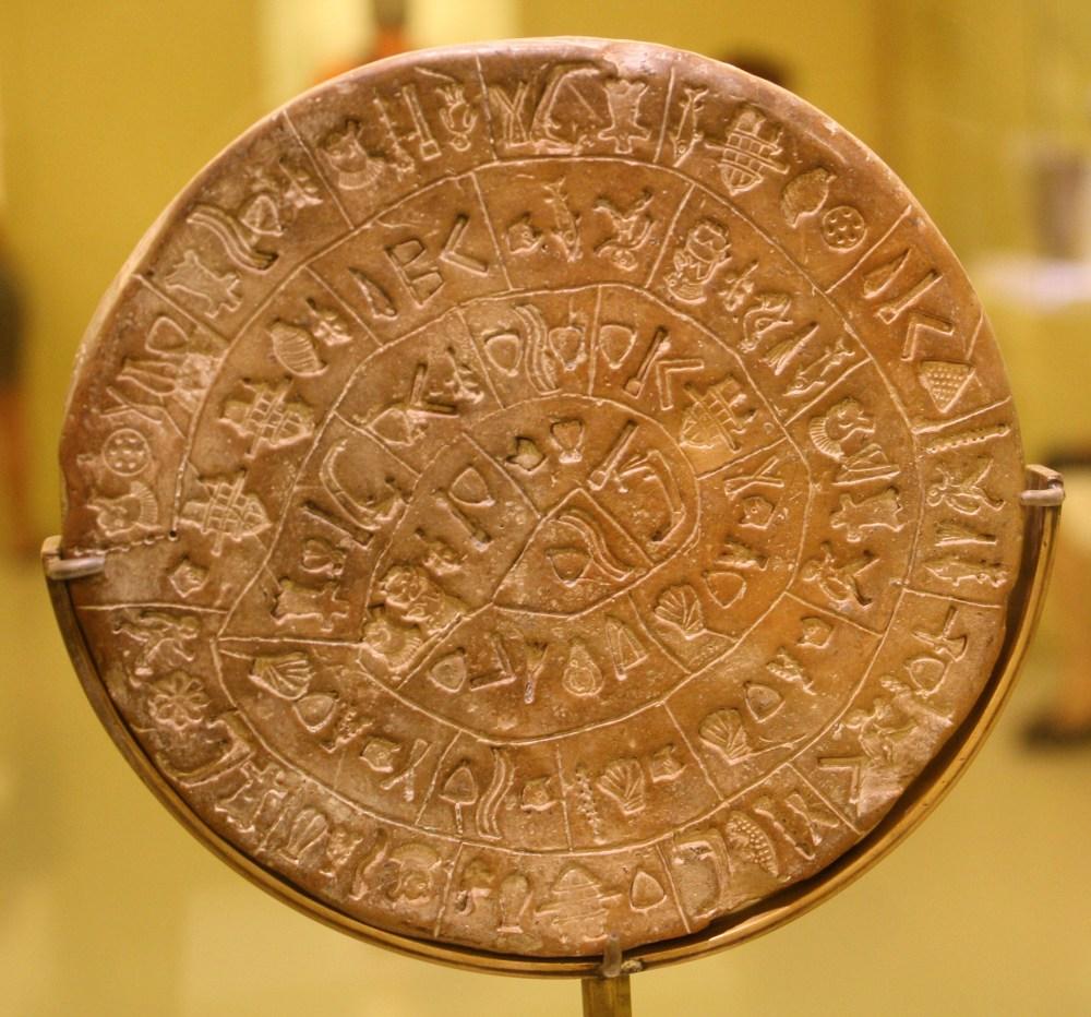 Фестски диск