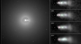 © NASA, ESA, and E. Meyer (STScI)
